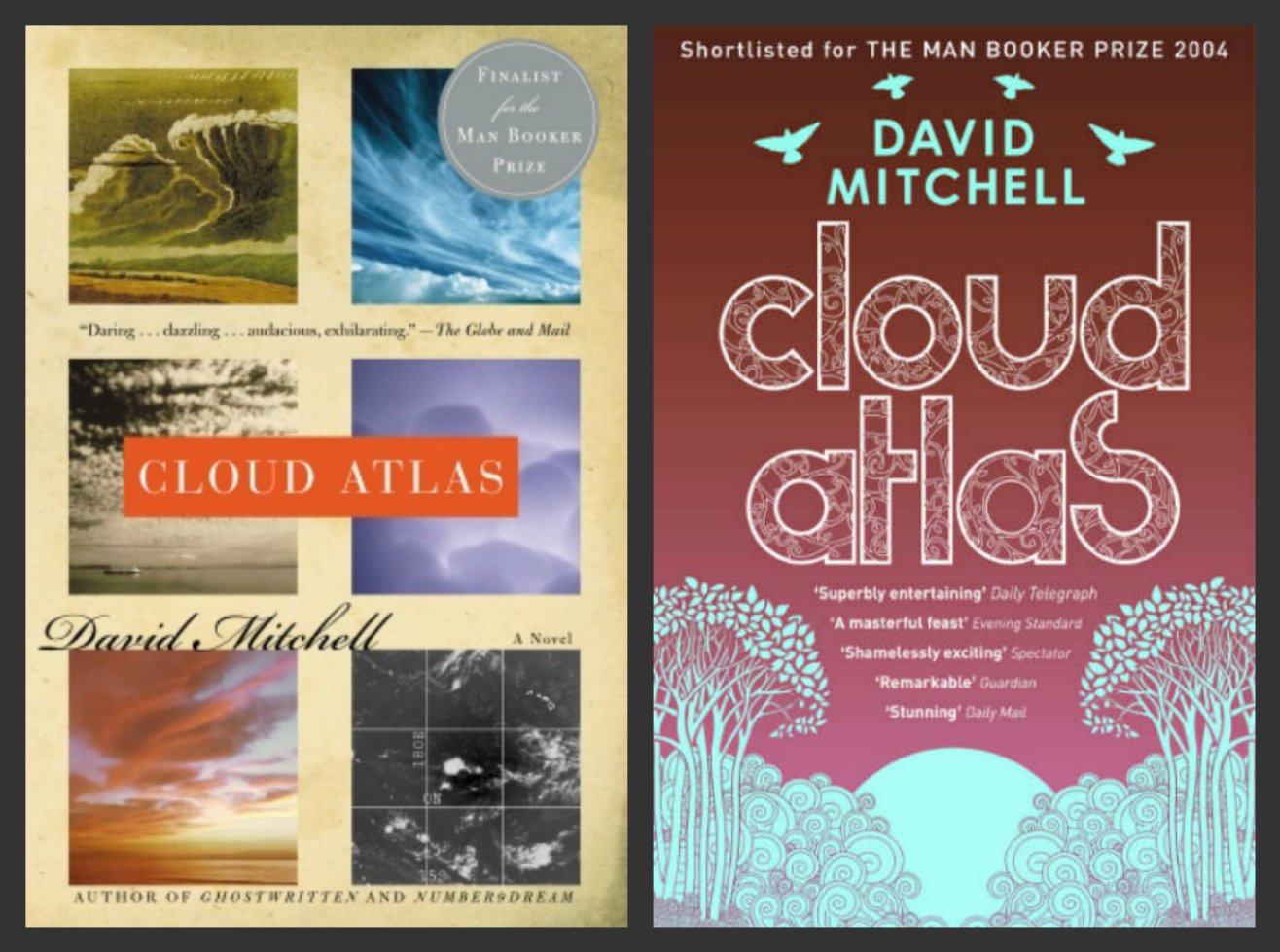 "david mitchells cloud atlas essay ""cloud atlas imposes a dizzying series of milieus, characters and conflicts upon us: to write a novel that resembles no other is a task that few writers ever feel prepared to essay david mitchell has written such a novel—or almost has it its need to render every kind of human experience, cloud atlas finds itself staring into the reflective."